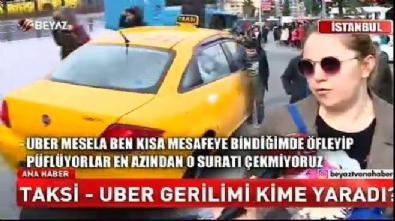 Uber kullanıcısı 5 kat arttı!