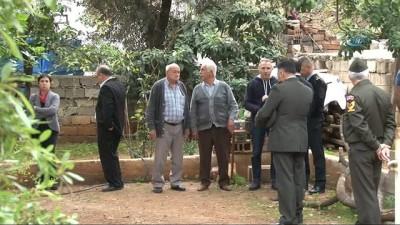 kalp krizi -  Antalya'ya şehit ateşi düştü