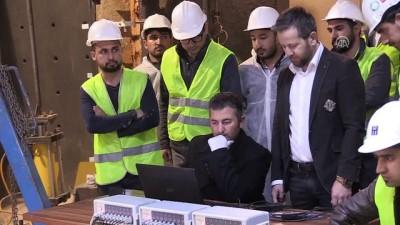 Betonu 50 yıl yaşlandırıp deprem araştırmalarına katkı sunuyorlar - ERZİNCAN