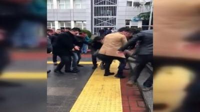 Boğaziçi Üniversitesi'nde polis müdahalesi: 8 gözaltı