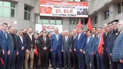 - Çorumlu esnaflardan Mehmetçik'e 41 kınalı koç