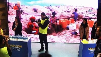 Dünya Su Günü'nde İBB 'ye bağlı İSKİ'den anlamlı proje