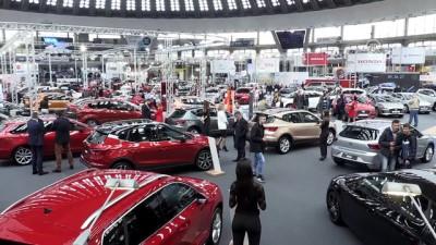 En yeni otomobil ve motosiklet modelleri tanıtıldı - BELGRAD