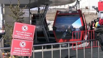 Erciyes'te kayak sezonu 15 Nisan'a kadar uzadı - KAYSERİ