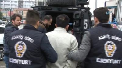 Esenyurt'ta 2 kişiyi öldüren şüpheli tutuklandı