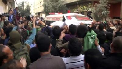 Filistin Başbakanı Hamdallah'ın konvoyuna yönelik saldırı - GAZZE