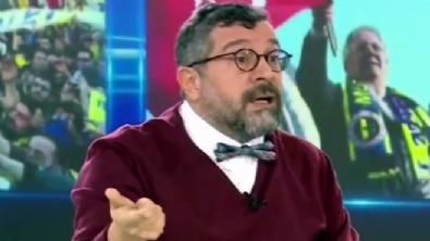 G.Saraylı Soner Yalçın FB TV'de Ali Koç'a yüklendi