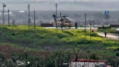 Genelkurmay Başkanı Akar, Suriye sınırında