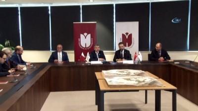İbn Haldun ve Hamad Bin Khalifa Üniversitesi'nden eğitimde işbirliği
