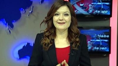 Kadın spiker son yayınında gözyaşlarını tutamadı