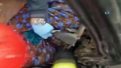 Kazada ölen hamile kadının yakını olayı anlattı - Kazada yaşamını yitiren kadının kayınpederinin cenazesine gittiği belirtildi