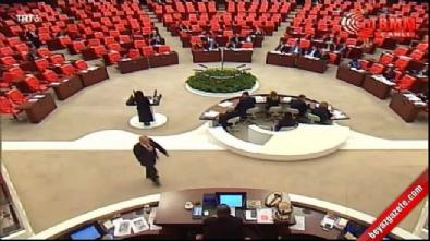 Meclis'te Aydın Doğan gerilimi