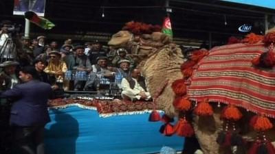 - Mezar-ı Şerif'te Nevruz kutlamaları devam ediyor