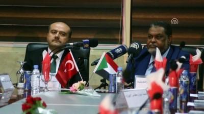 Türk şirketi Sudan'da havaalanı inşa edecek - HARTUM