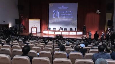 24. İlahiyat ve İslami İlimler Fakülteleri Dekanları Geleneksel Toplantısı - MALATYA