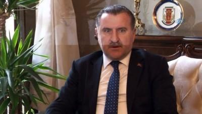 Bakan Bak: 'Türkiye, bölgeyi terörden arındırıp barışı taşıdı'