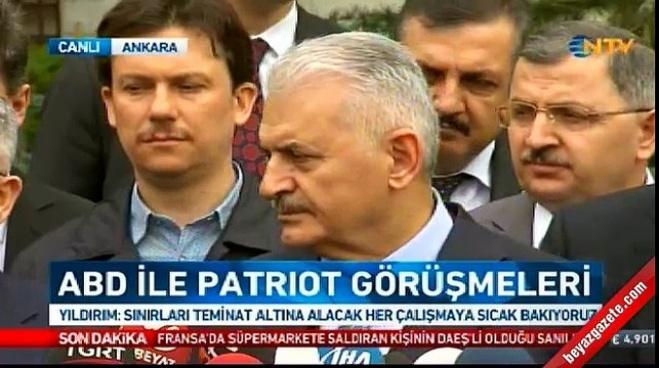 samil tayyar - Başbakan Yıldırım'dan FETÖ borsası açıklaması