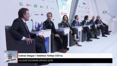 """Colman Deegan: """"Genişbant teknolojileri dijital hayatın omurgasını oluşturuyor"""""""