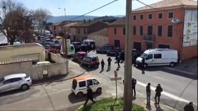 - Fransa'daki Rehine Krizinde 2 Ölü