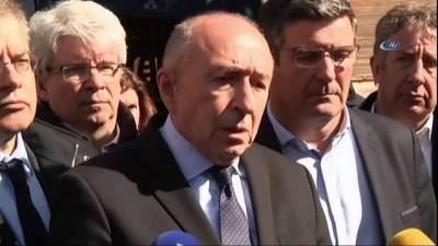 - Fransa İçişleri Bakanı Collomb'tan 'rehine krizi' açıklaması