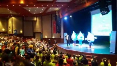 İSKİ Dünya Su Günü'nde öğrencilere özel etkinlik
