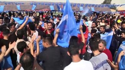 ses bombasi - Kerkük'te Türkmenler Nevruz Bayramı'nı kutladı - KERKÜK