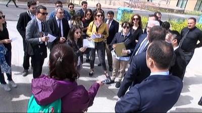Kültür ve Turizm Bakanlığı'ndan görevlendirilen heyet Göbeklitepe'de incelemelerde bulundu