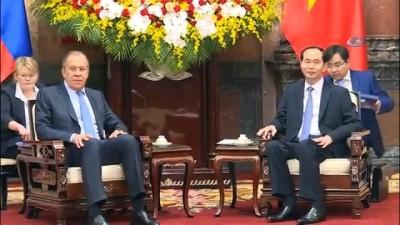 - Lavrov'un Vietnam'da Temasları Devam Ediyor