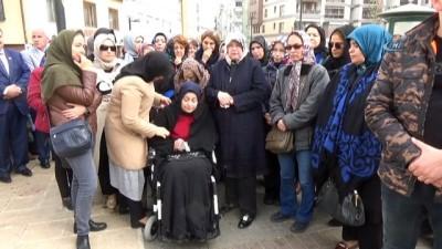 Milletvekili Karaburun'un babası son yolculuğuna uğurlandı