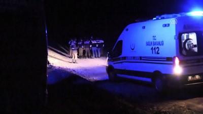 Nevşehir'de askeri uçak düştü (3)