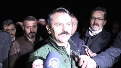 Nevşehir'de askeri uçak düştü (4)