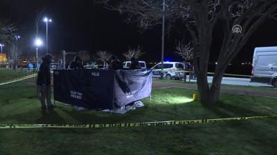 kimlik karti - Sahilde elleri arkadan bağlı ağaca asılı ceset bulundu - İSTANBUL