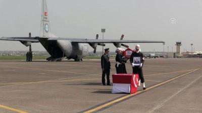 Şehit Pilot Üsteğmen Boy için İncirlik Hava Üssü'nde tören düzenlendi - ADANA