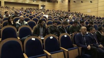 'Türkiye Enerji Merkezi Olabilir mi?' konferansı - ZONGULDAK