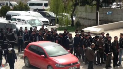 banka hesabi -  Beytüşşebap'taki 643 milyon TL zimmet olayında 10 kişi tutuklandı
