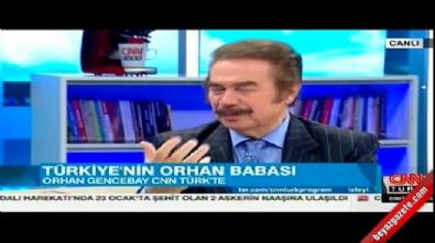 Orhan Gencebay: Tayyip Bey'i çok seviyorum