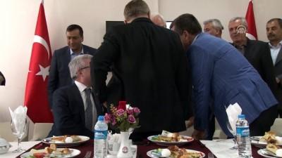 Afrin şehitleri için kurban kesildi - MUŞ