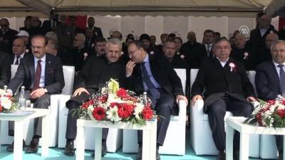 'Ankara-Sivas YHT Hattı İlk Ray Serim Töreni' - Milli Eğitim Bakanı Yılmaz - YOZGAT