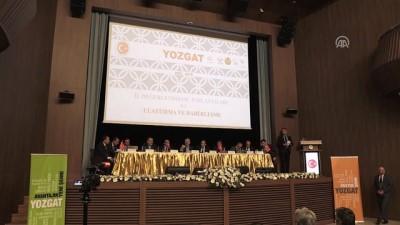 Bakanı Arslan: 'Demiryolu kaynaklı yük taşımacılığını artıracağız' - YOZGAT