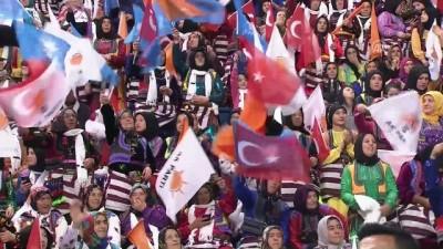 Cumhurbaşkanı Erdoğan: 'Sorumluluk almaktan çekinen bürokrat, bulunduğu makamı fuzuli yere işgal etmesin' - TRABZON