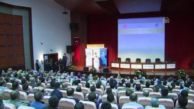 Diyanet İşleri Başkanı Erbaş, din görevlileri ile bir araya geldi - MALATYA