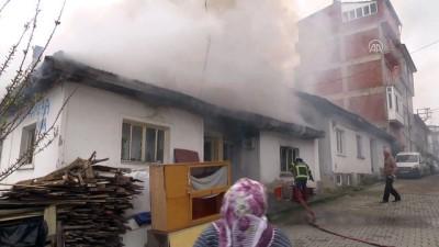 Ev yangını - BİLECİK