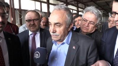Fakıbaba: 'Hedefimiz Türkiye'nin bir milyon düve açığını kapatmak' - AFYONKARAHİSAR