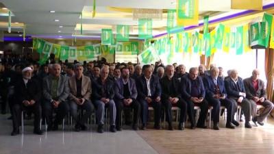 HÜDA PAR Genel Başkanı Yapıcıoğlu - VAN