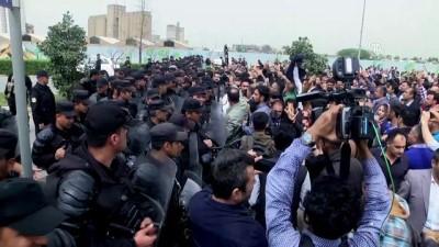 IKBY'de hükümet karşıtı kitlesel gösteri - ERBİL
