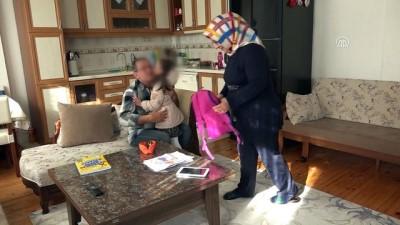 Korunmaya muhtaç çocukların ŞEFKAT YUVALARI - Koruyucu ailesi sevgisiyle 'şifa' buldu- SAMSUN