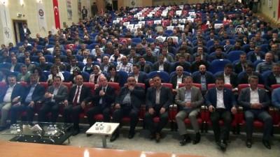 Memur-Sen Genel Başkanı Yalçın: 'Türkiye 15 Temmuz'da yeni bir kurtuluş destanı yazdı' - OSMANİYE