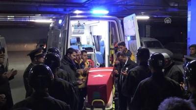 Şehit Jandarma Uzman Çavuş Çetin'in cenazesi memleketine getirildi - AFYONKARAHİSAR