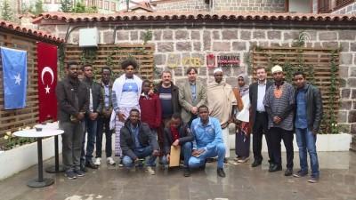 Somali kültürü Hamamönü'ne taşındı - ANKARA