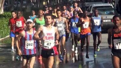 Uluslararası Tarsus Yarı Maratonu'na Kenyalı damgası